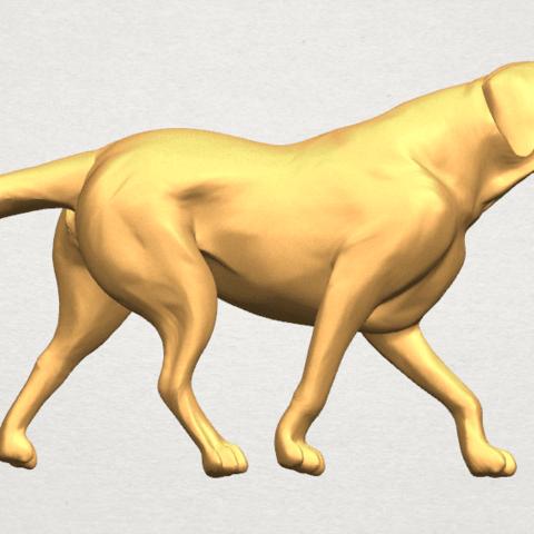 TDA0527 Dog 01 A01 ex800.png Download free STL file Dog 01 • 3D printer template, GeorgesNikkei