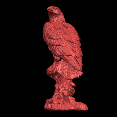 05.png Download free STL file Eagle 01 • 3D printing design, GeorgesNikkei