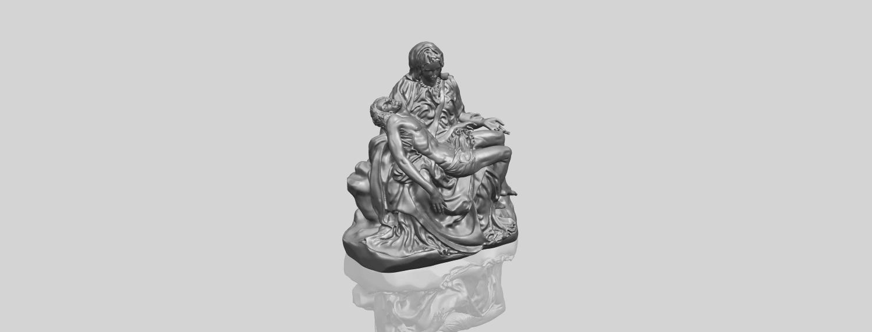 05_TDA0238_La_PietaA00-1.png Télécharger fichier STL gratuit La Pieta • Modèle pour impression 3D, GeorgesNikkei