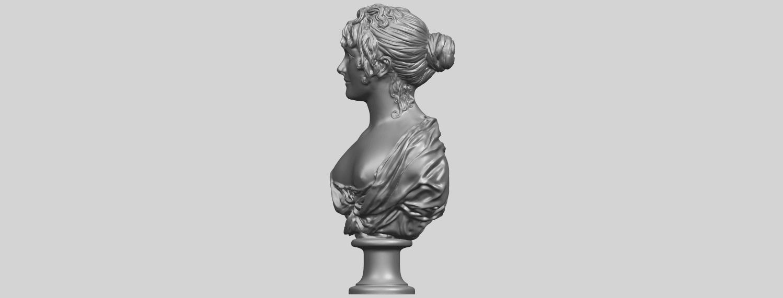 24_TDA0201_Bust_of_a_girl_01A03.png Télécharger fichier STL gratuit Buste d'une fille 01 • Modèle à imprimer en 3D, GeorgesNikkei