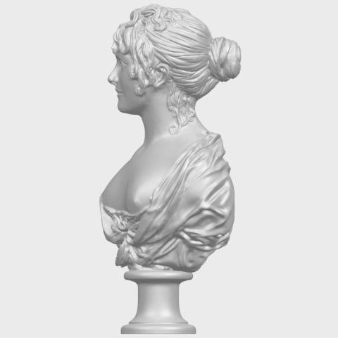 24_TDA0201_Bust_of_a_girl_01A03.png Download free STL file Bust of a girl 01 • Object to 3D print, GeorgesNikkei