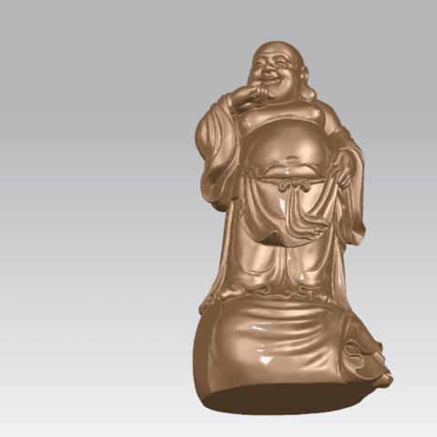TDA0234 Metteyya Buddha 08 A06.png Download free STL file Metteyya Buddha 08 • 3D printing model, GeorgesNikkei