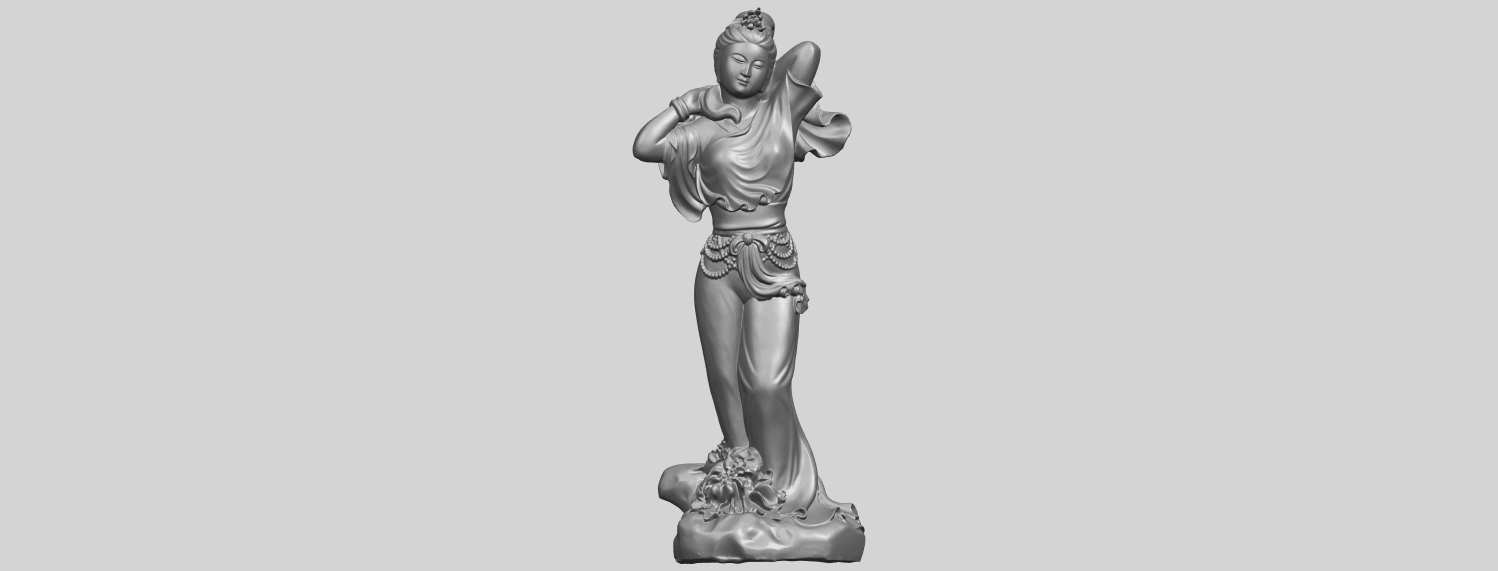 18_TDA0447_Fairy_02A01.png Download free STL file Fairy 02 • 3D printing object, GeorgesNikkei