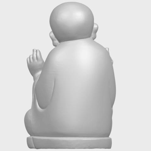 TDA0732_Little_Monk_05A06.png Télécharger fichier STL gratuit Petit Moine 05 • Modèle à imprimer en 3D, GeorgesNikkei