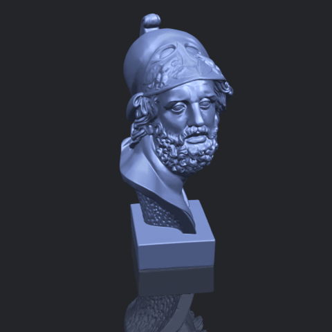 14_TDA0244_Sculpture_of_a_head_of_manB00-1.png Download free STL file Sculpture of a head of man • 3D printable design, GeorgesNikkei