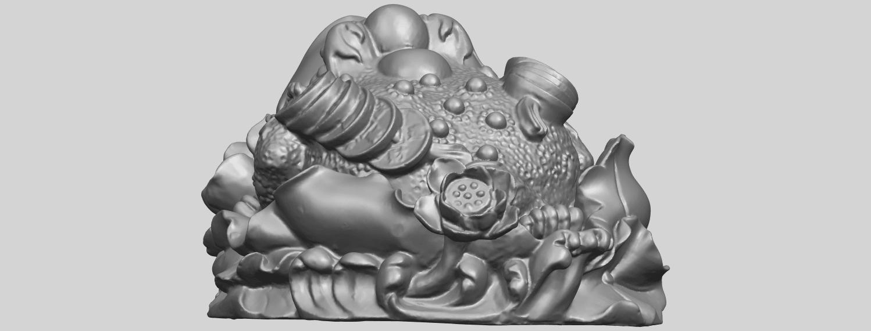 21_TDA0336_The_Golden_ToadA03.png Download free STL file The Golden Toad • 3D printer design, GeorgesNikkei