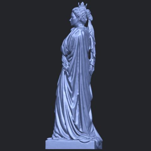 04_TDA0267_MargaretB04.png Download free STL file Margaret • Object to 3D print, GeorgesNikkei