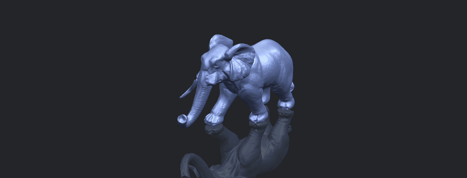 07_Elephant_01_92.6mmB00-1.png Download free STL file Elephant 01 • 3D printer design, GeorgesNikkei