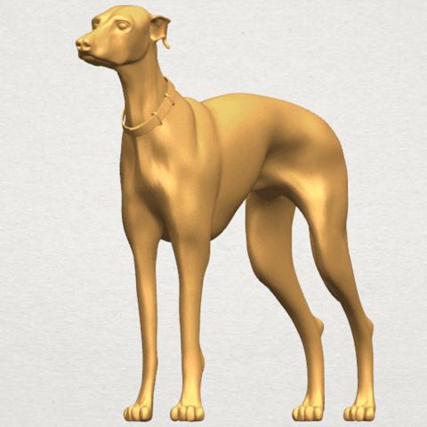 TDA0531 Skinny Dog 03 A04.png Download free STL file Skinny Dog 03 • 3D printer model, GeorgesNikkei