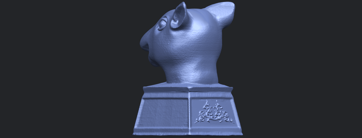 17_TDA0508_Chinese_Horoscope_of_Rat_02B05.png Download free STL file Chinese Horoscope of Rat 02 • 3D printable model, GeorgesNikkei