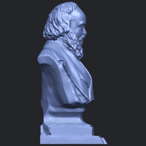 05_TDA0621_Sculpture_of_a_head_of_man_03B09.png Télécharger fichier STL gratuit Sculpture d'une tête d'homme 03 • Plan pour impression 3D, GeorgesNikkei