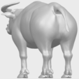 Download free STL files Bull 05 - Buffalo 01, GeorgesNikkei