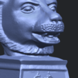 20_TDA0510_Chinese_Horoscope_of_Tiger_02A10.png Download free STL file Chinese Horoscope of Tiger 02 • 3D print object, GeorgesNikkei