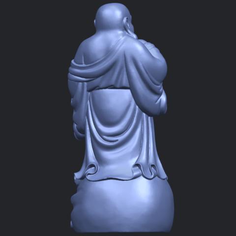 23_TDA0234_Metteyya_Buddha_08B07.png Download free STL file Metteyya Buddha 08 • 3D printing model, GeorgesNikkei