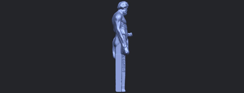24_TDA0466_Sculpture_of_a_man_02_ex500B09.png Download free STL file Sculpture of a man 03 • 3D print model, GeorgesNikkei