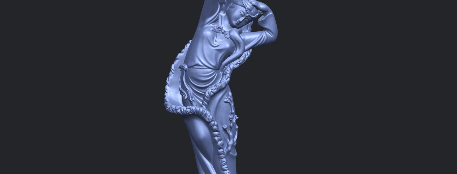 08_TDA0450_Fairy_05A10.png Download free STL file Fairy 05 • 3D print model, GeorgesNikkei