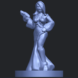 12_TDA0160_Beautiful_Anime_Girls_05_-_88mmB02.png Download free STL file Beautiful Anime Girl 05 • Template to 3D print, GeorgesNikkei