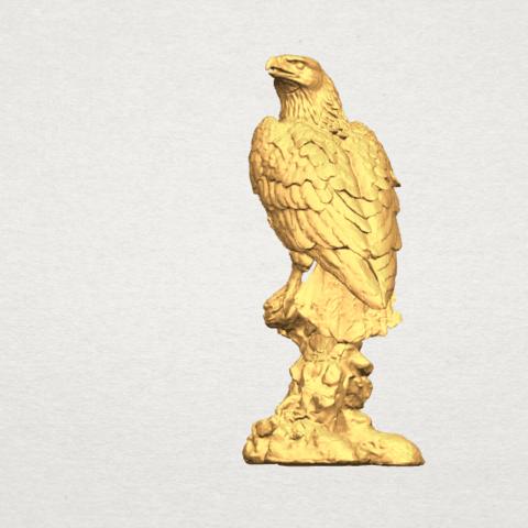 eagle - 88mm A03.png Download free STL file Eagle 01 • 3D printing design, GeorgesNikkei