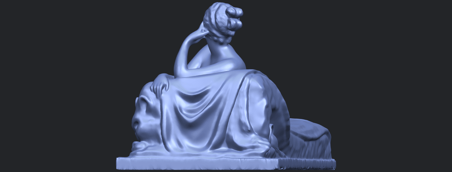 11_Naked_Girl_Lying_on_Bed_i_60mmB04.png Download free STL file Naked Girl - Lying on Bed 01 • 3D printable object, GeorgesNikkei