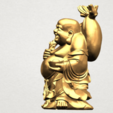Download free STL files Metteyya Buddha 05, GeorgesNikkei