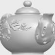 Free 3D print files Tea Pot 01, GeorgesNikkei