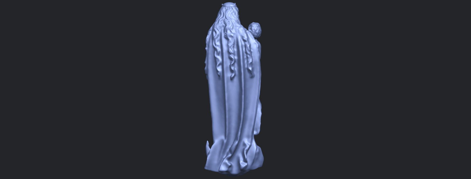 18_TDA0203_Mother_and_Child_(vi)_-88mmstlB07.png Download free STL file Mother and Child 06 • 3D printing template, GeorgesNikkei