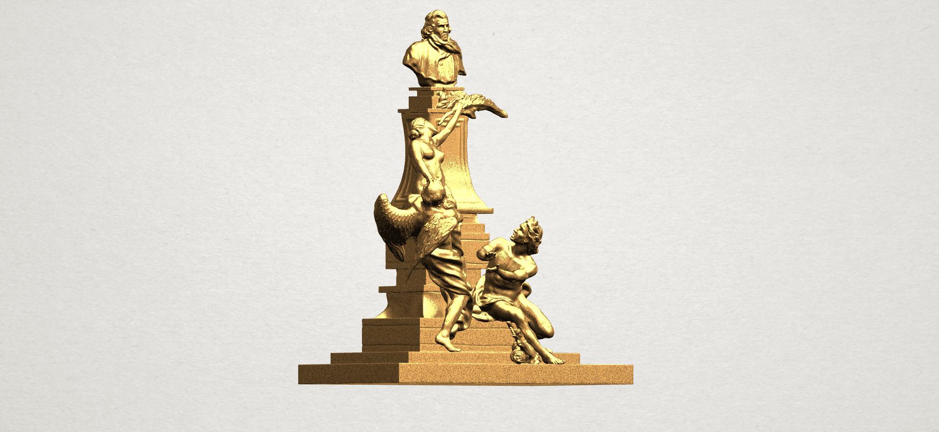 Statue 02 - A08.png Télécharger fichier STL gratuit Statue 02 • Plan pour impression 3D, GeorgesNikkei