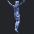 21_TDA0230_Jesus_iB08.png Download free STL file Jesus 01 - top • Object to 3D print, GeorgesNikkei