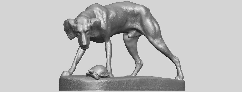 11_Dog_i_62mmA05.png Télécharger fichier STL gratuit Chien 01 • Plan pour impression 3D, GeorgesNikkei