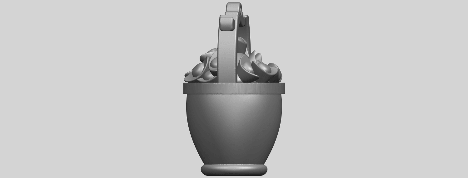 13_TDA0502_Gold_in_BucketA04.png Download free STL file Gold in Bucket • 3D print object, GeorgesNikkei