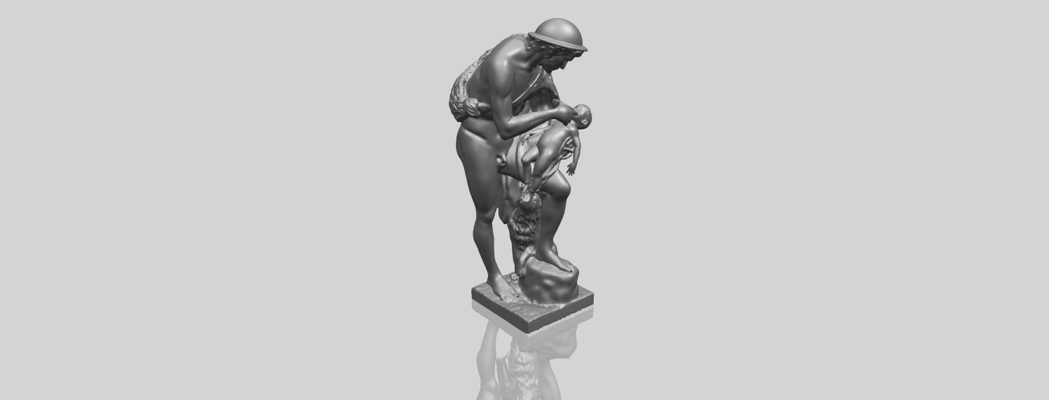20_TDA0221_Father_and_Son_(iii)_88mmA00-1.png Download free STL file Father and Son 3 • 3D print model, GeorgesNikkei