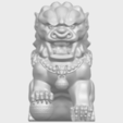 04_TDA0500_Chinese_LionA01.png Download free STL file Chinese Lion • 3D printing object, GeorgesNikkei