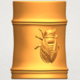 Download free STL files Brush Pot Pencil Vase, GeorgesNikkei