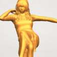 Download free 3D printer designs Naked Girl I01, GeorgesNikkei
