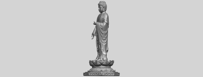 10_TDA0176_Gautama_Buddha_Standing_iiiA06.png Download free STL file Gautama Buddha Standing 03 • 3D printing design, GeorgesNikkei