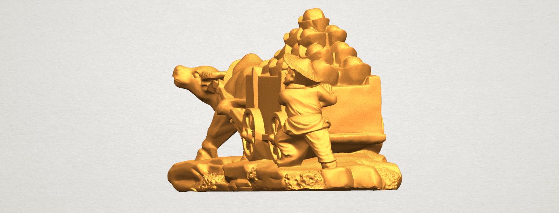 TDA0315 Golden Car A03.png Download free STL file Golden Car • 3D printer template, GeorgesNikkei