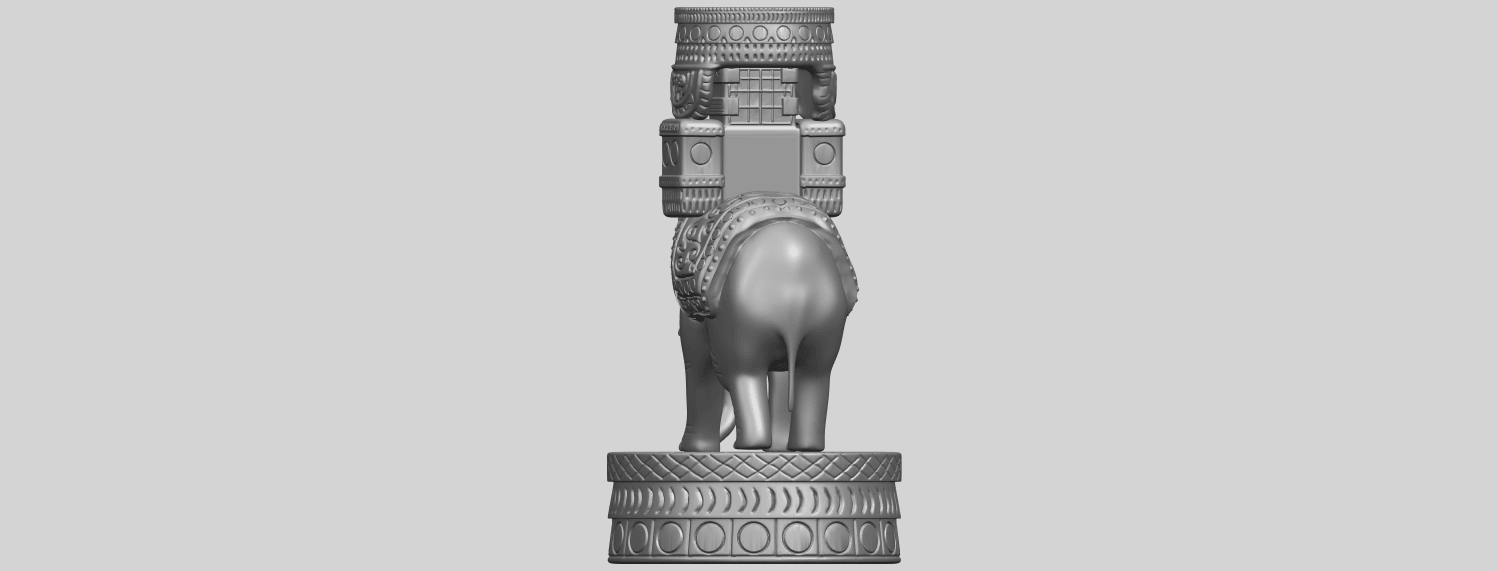 TDA0731_Elephant_08A06.png Download free STL file Elephant 08 • 3D printable template, GeorgesNikkei