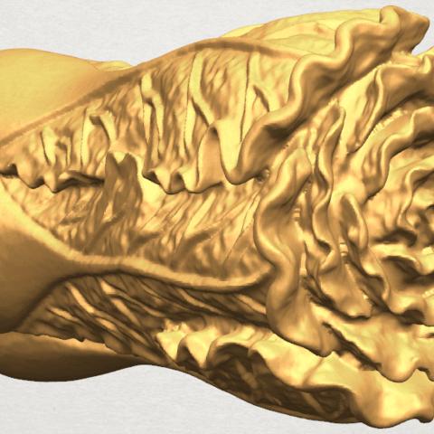 TDA0497 Vegetable - Fatt Choi 03 A05.png Download free STL file Vegetable - Fatt Choi • 3D printable object, GeorgesNikkei