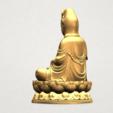 Bodhisattva Buddha - B02.png Download free STL file Avalokitesvara Bodhisattva 01 • 3D print object, GeorgesNikkei