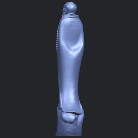 04_TDA0337_Da_Mo_iiiB05.png Télécharger fichier STL gratuit Da Mo 03 • Design pour impression 3D, GeorgesNikkei