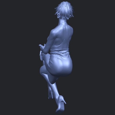 16_TDA0666_Naked_Girl_H04B09.png Download free STL file Naked Girl H04 • 3D printing object, GeorgesNikkei