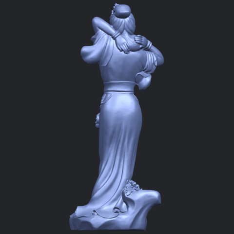 18_TDA0447_Fairy_02B06.png Download free STL file Fairy 02 • 3D printing object, GeorgesNikkei
