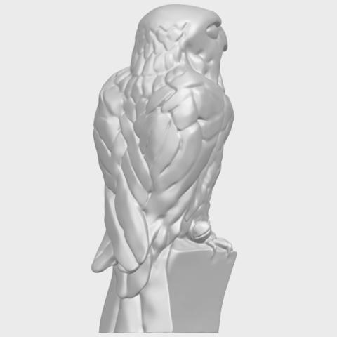 TDA0748_Eagle_05A05.png Télécharger fichier STL gratuit Aigle 05 • Design à imprimer en 3D, GeorgesNikkei