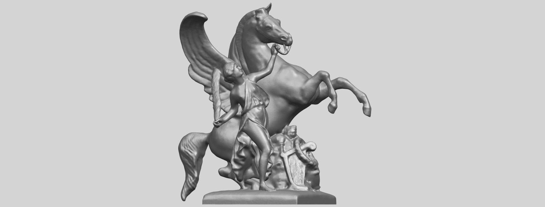 10_Horse_(v)_88.3mmA07.png Télécharger fichier STL gratuit Cheval 05 • Plan pour impression 3D, GeorgesNikkei