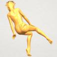 Descargar Modelos 3D para imprimir gratis Chica desnuda E05, GeorgesNikkei