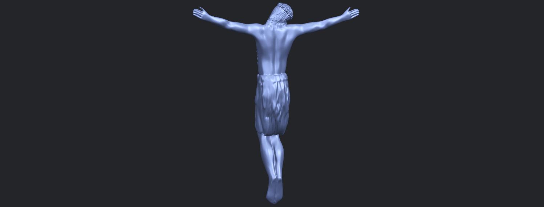 04_TDA0232_Jesus_iii_88mmB06.png Download free STL file Jesus 03 • 3D printable template, GeorgesNikkei