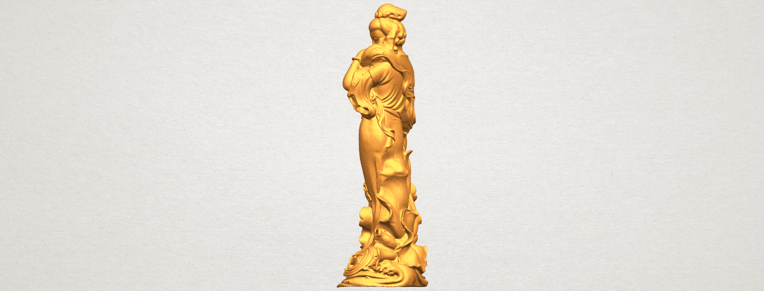 TDA0449 Fairy 04 A03.png Download free STL file Fairy 04 • Object to 3D print, GeorgesNikkei