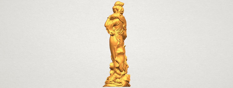 TDA0449 Fairy 04 A03.png Télécharger fichier STL gratuit Fée 04 • Plan à imprimer en 3D, GeorgesNikkei