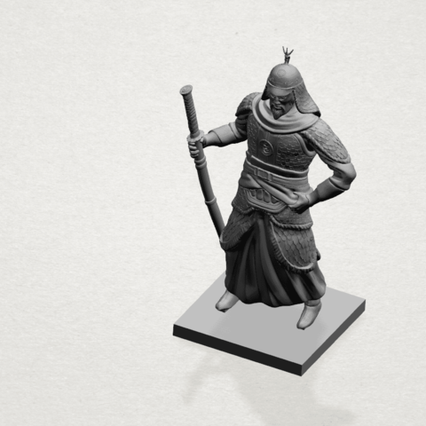 Age of Empire - warrior -A12.png Download free STL file Age of Empire - warrio • 3D print design, GeorgesNikkei