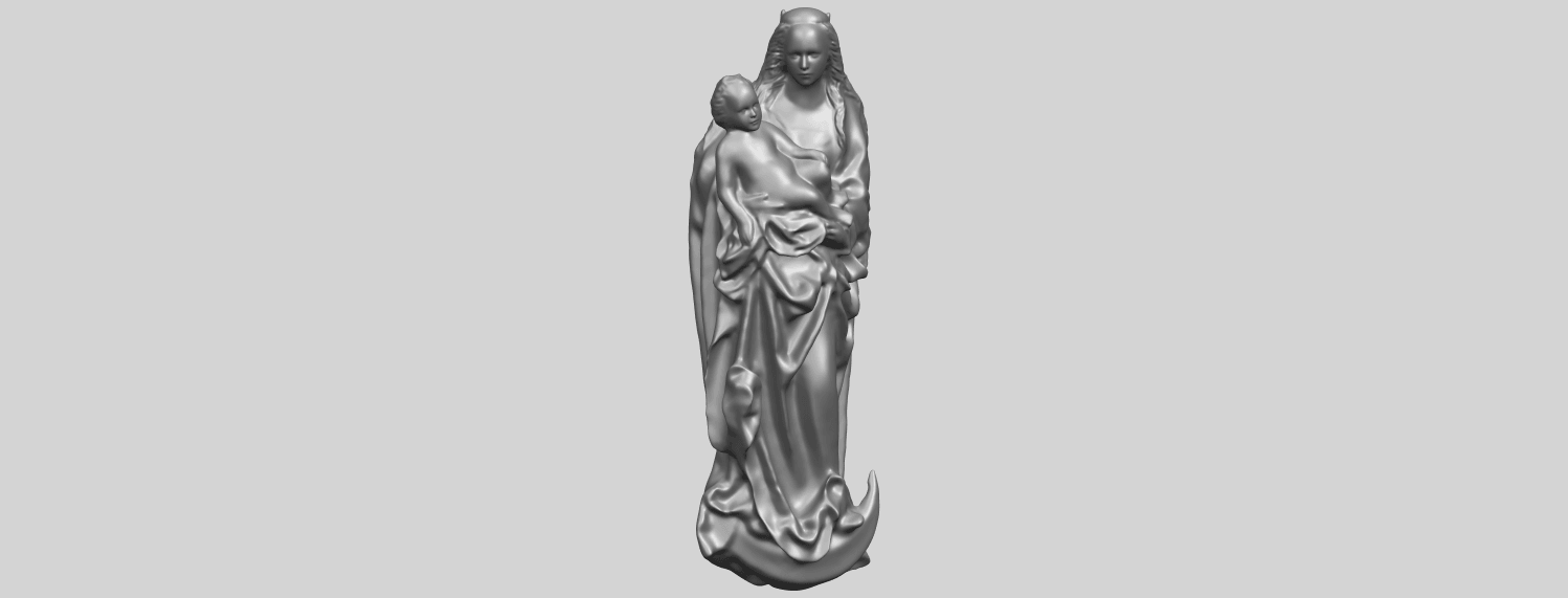 18_TDA0203_Mother_and_Child_(vi)_-88mmstlA01.png Download free STL file Mother and Child 06 • 3D printing template, GeorgesNikkei